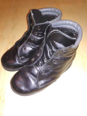 Ортопедические ботинки стелька  19.5 см