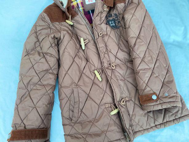 Курточка для подростка дизайнерская FRENCH CONNECTION 14-15 лет Б/У