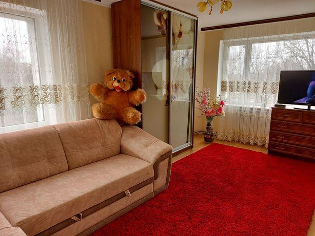 3-х кімнатна утеплена квартира з ремонтом