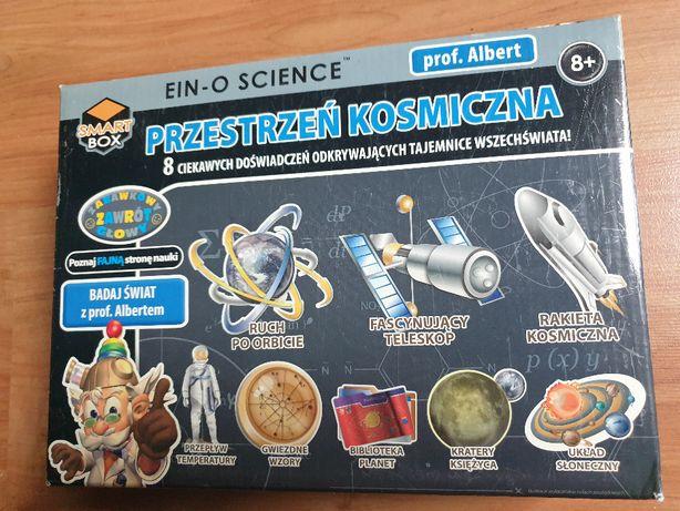 Prof. Albert - Przestrzeń kosmiczna - zabawka edukacyjna