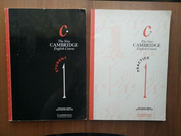 The New Cambridge English Course 1 komplet jak nowy podręcznik ćwiczen