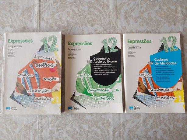 Livros Escolares do 12.º Ano