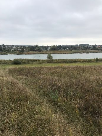 Ділянка на березі річки (Стугна)