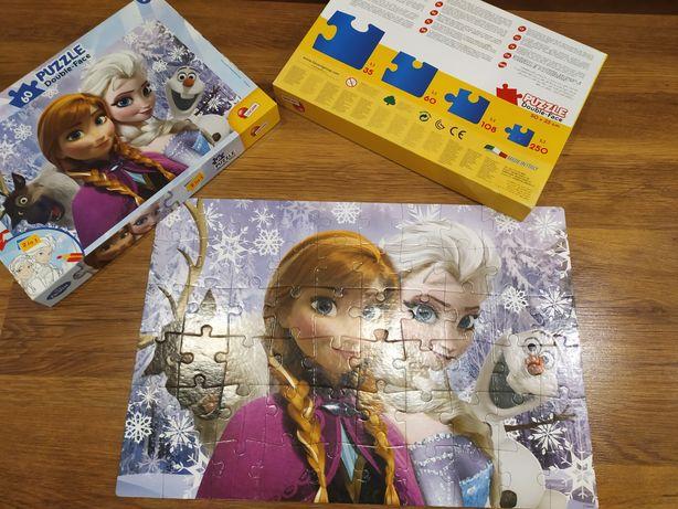 Puzzle Frozen 60 elementów