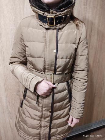 Пуховик,пальто зимнее