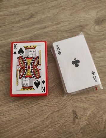 Karty do gry, nowe