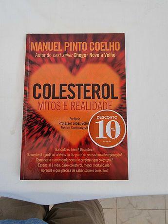Livro de Manuel Pinto Coelho
