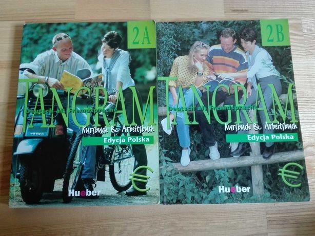 TANGRAM 2A, 2B - podręcznik + ćwiczeniówka