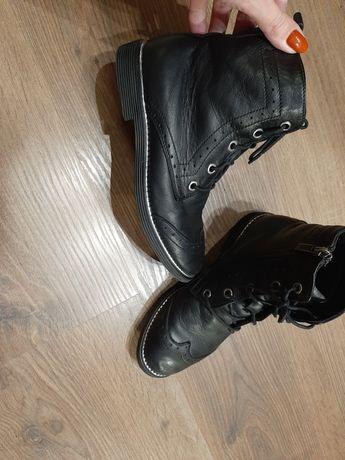 Демисезонные ботинки 21 см Мида