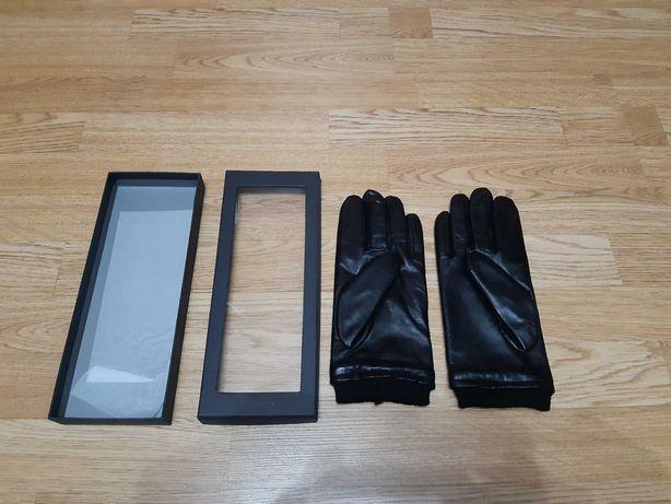 Sprzedam rękawiczki męskie ze skóry