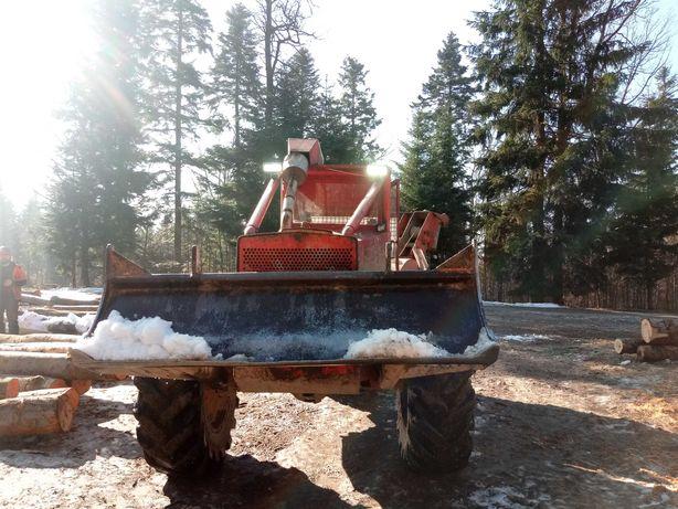 Ciągnik leśny timberjack