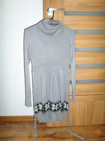 Sweterek/tunika ciążowa