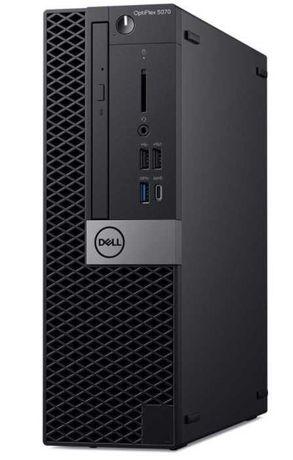 Dell OptiPlex 5070  Core i3-9100 3.6GHz 4GB 500GB UHD630 DVD-W