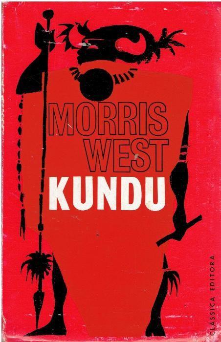 2991 - Livros de Morris West 2 Maia - imagem 1