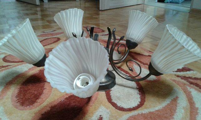 lampa 5 ramienna