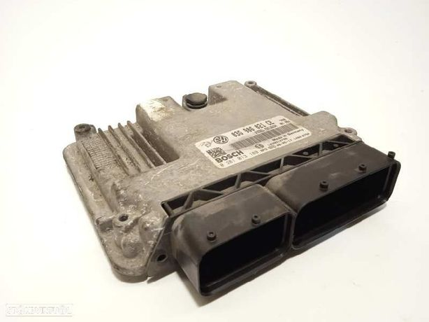 03G906021CE Centralina do motor VW EOS (1F7, 1F8) 2.0 TDI BMM