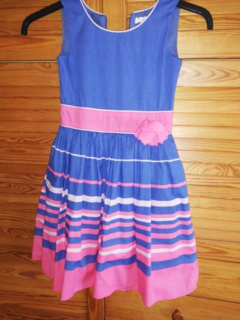 Sukienka dla dziewczynki 134