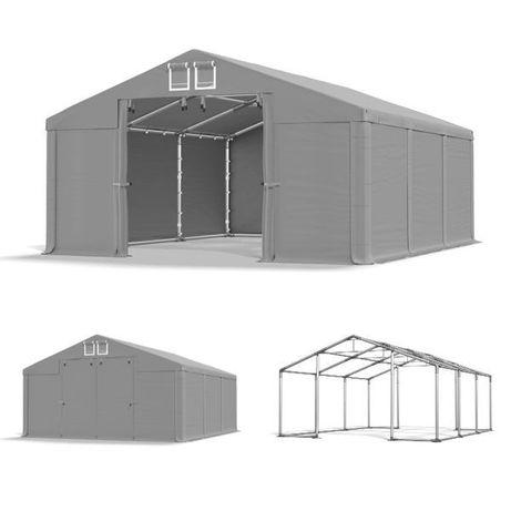 4x6x3m Namiot magazynowy garaż handlowy wiata magazyn przemysłowy