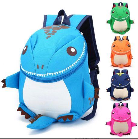 Детский рюкзак 3 Д Дракон динозавр