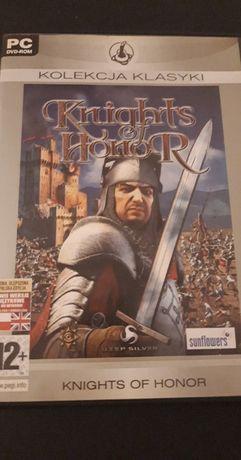 PC KNIGHTS OF HONOR gra - polska wersja