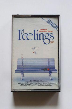 Kaseta Feelings Vol.3 wielkie romantyczne przeboje