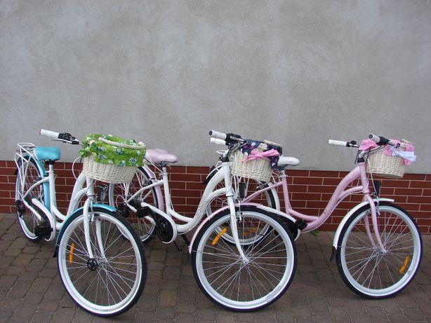 """Rower Miejski Koła 26"""" Przerzutki Rama 15"""" Młodzieżowy !"""