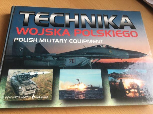 Technika wojska polskiego. Polish military equipment.
