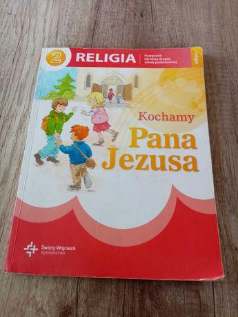 Podręcznik do religii do klasy 2 szkoły podstawowej.
