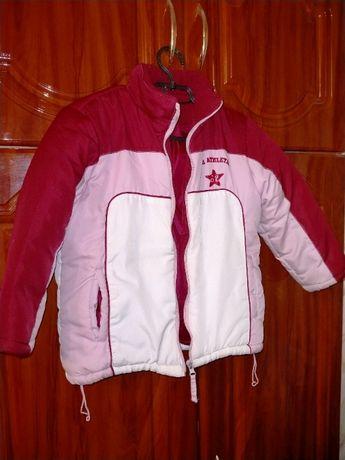 Куртка демісезонна для дівчинки р.116 на 5-6 років