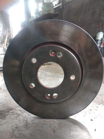 Тормозний диск кіа маджентіс 2007 р.