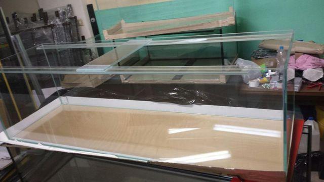 Akwarium 200x60x60 12mm 3 x OPTI WHITE PROMOCJA
