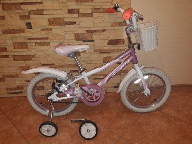 Продам детский велосипед  Comanche Butterfly 16
