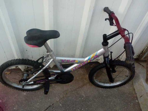 Bicicleta menina roda 16