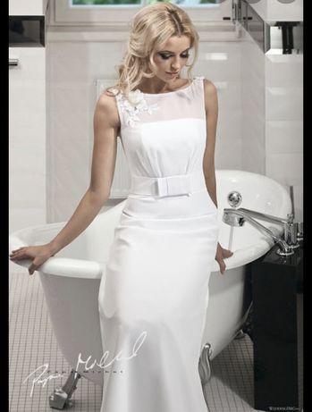 Suknia ślubna - Papa Michel HAAR 36/38