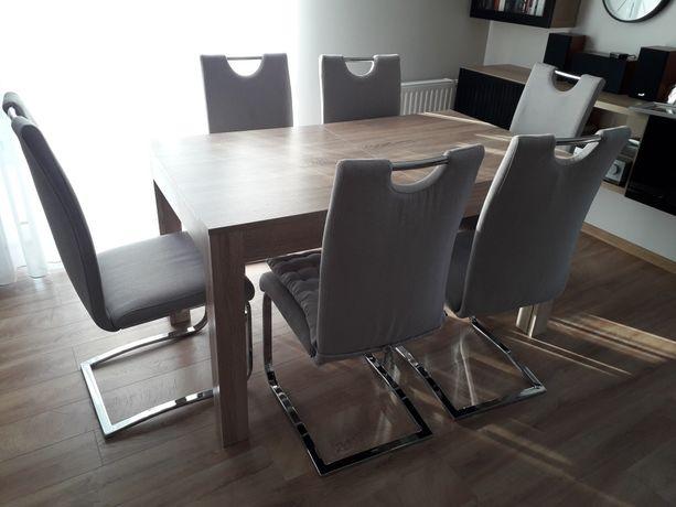 Zestaw 6 krzeseł używanych Timo TS krzesło Y1169