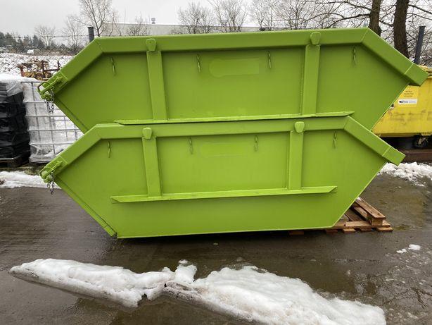 Mulda otwarta (gruz, śmieci) 3 m3