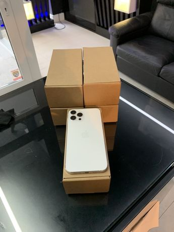 Apple IPhone 12 Pro Max 128GB Silver IGŁA Master PL Ogrodowa 9 Pozna