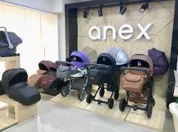 БУ Anex cross,type , sport  коляска 2в1 в идеальном состоянии