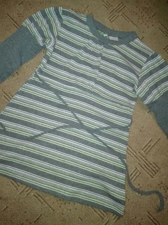 Koszulka ze sznurkami