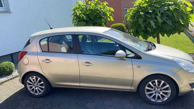 Opel Corsa 1.7 CDTI 125KM 2009r