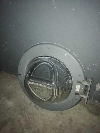 Porta de máquina de lavar roupa