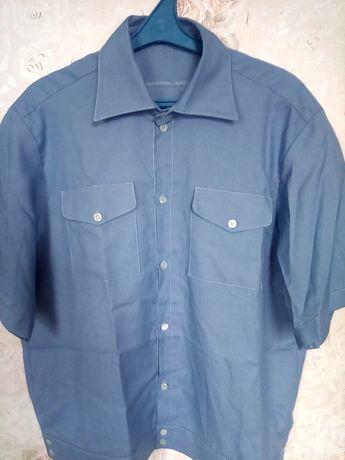 Мужские рубашки форменные
