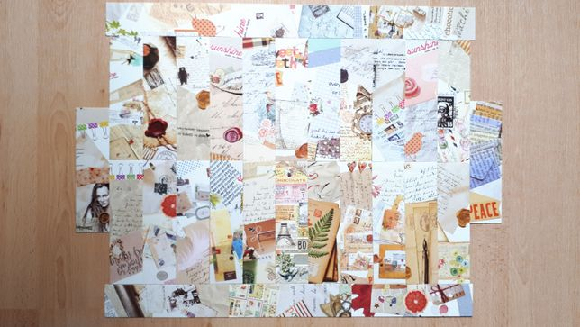 Zakładki kartonowe do książek 30 sztuk różne