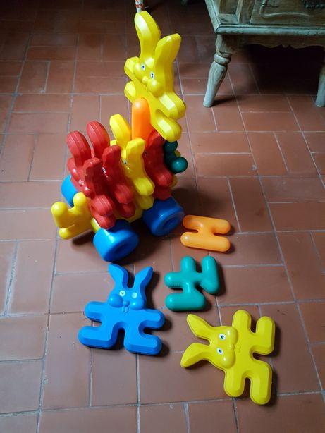 Brinquedo para criança
