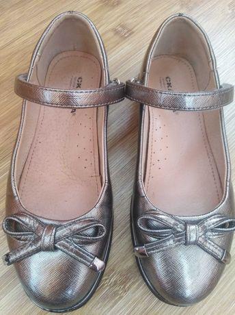 Туфлі для дівчинки, 34 розмір (устілка 22см)