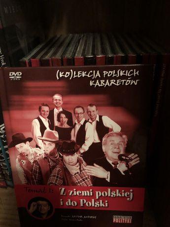 Kolekcja kabarety polskie