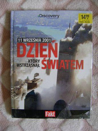 film DVD książka 11 września 2001 Dzień który wstrząsnął światem