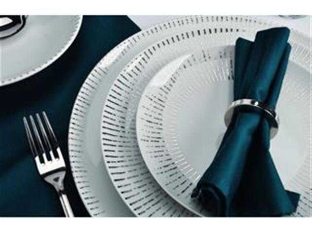 SPAL Sparkle Rain *NOVO* Moderno e magnético - Serviço jantar 66 pçs