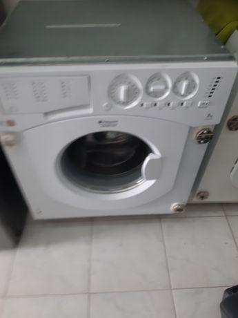 Máquinas de lavar roupa encastrar
