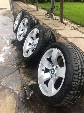 Felgi / Koła oryginalne BMW styling 122 17' 5x120